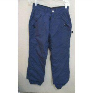 Billabong Navy Blue Snowboard Pants Small